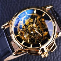 Winner Navigator Series Men Watches Luxury Man Gold Watches ...