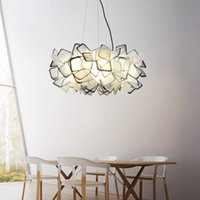 Nordic creative Pendant Lights contracted lamps modern roman...