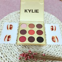 9 Color Kylie Cosmetics BRONZE Eyeshadow KyShadow Palette Go...