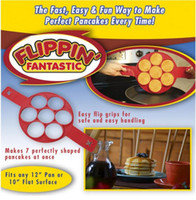 40pcs Flippin Fantastic Fast Easy Way to Make Perfect Pancak...