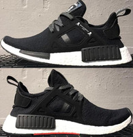 Popular 2018 NMD XR1 x Mastermind Japan Skull Men' s Cas...