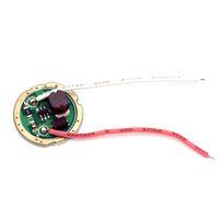 20mm 3W LED Circuit CREE Q5 LED Driver Board 1.5-3V Wejście 700mA Płytka wyjściowa dla LED Latarka