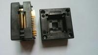 Enplas QFP100Pin IC Gniazdo testowe OTQ-100-0,5-09 0.5mm Pitch Burn In Gniazdo