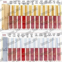 Factory Direct DHL Free Shipping New Makeup Lips Silver Gold...