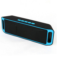 SC- 208 Mini Portable Bluetooth Speakers Wireless Smart Hands...