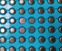 1.5V 0٪ زئبق الرصاص AG4 LR626 377A SR626 بطارية زر الخلية، وخلايا عملة 177 قلوية