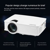 Wholesale- Excelvan GP9 GP- 9 EHD09 Portable LED Projector Sup...