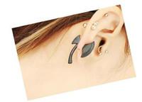Ear Stud Earrings Charm Earing Gift Punk Style Cool AX Hatchet Men Women Earring Piercing Jewellry Harajuku 3D Axe Ear Ring Free Ship DHL