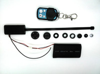Botón Mini DV Full HD 1080P MÓDULO DIY Cámara DIY Cámara de orificio con control Remoto Cámara DIY CCTV Oficina de oficina Cámara de seguridad T186