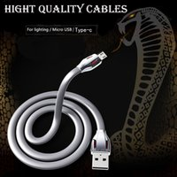 Fast Charge 2A 1m Micro Usb Cable 2. 0 Mobile Phone Datas Cab...
