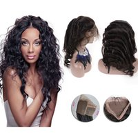 Brazilian Pre Plucked 360 Lace Frontal Loose Wave With Baby ...