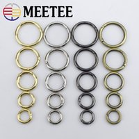 Flat Spring O Ring Buckles 20 25 32 38mm Metal Clasp Bag Str...