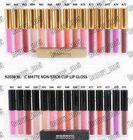 Free Shipping ePacket New Makeup Lips M9204 M9203 Matte Lip ...