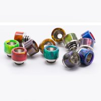 Sailing Epoxy Resin Dual O Rings 510 Drip Tips for TFV8 Baby...