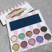 Hot Makeup Dose Of Colors Eyescream Eyeshadow Palette 10 Col...