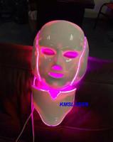 مكافحة الشيخوخة بقيادة الفوتون رفع ضوء Photodynamics PDT تجديد الجلد قناع الوجه