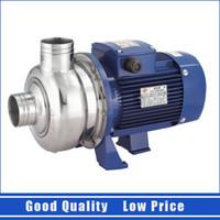Pompe à eau en acier inoxydable à demi-roue BK200