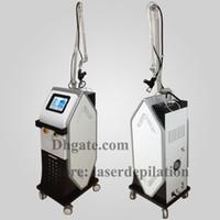 Yara izi kaldırma, siğil kaldırma, cilt sıkılaştırma lazer makinesi için Çin yeni yenilikçi ürün CO2 fraksiyonel lazer
