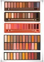 Hot Nude 12 Colors Makeup Professional Eyeshadow Palettes Ma...