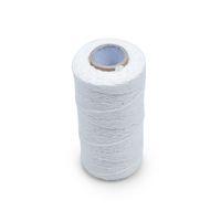 Cuerda de algodón Cuerda Manualidades hilo de ganchillo hilo de cocción cuerda Buen ayudante para cocina al aire libre envío gratis