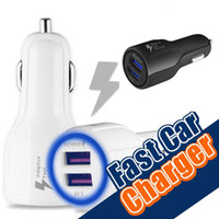 Dual Port USB Fast Charging Adapter USB Car Charger Universa...