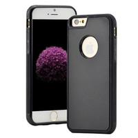 Anti Schwerkraft Telefon Fall für iPhone 8 X 7 7 plus 6 s 6 Plus für S8 S9 Magic Sticks Anti Schwerkraft Nano Saugdeckel