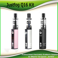 Original Justfog Q16 Starter Kits Pink 900mAh Battery J- Easy...
