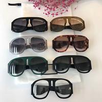 디자이너 선글라스 남성 G0152s 여성용 선글라스 여성용 태양 안경 망 디자이너 코팅 UV 보호 패션 선글라스