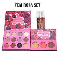 Fem Rosa Kit Colourpop Cosmetics X Karrueche Fem Rosa Set Co...