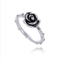 fashion 925 silve accessories unique rose Thailand sterling ...