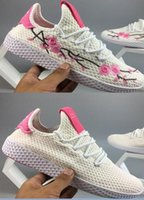 Ladies embroidery Pharrell Williams X NMD PW HUMAN RACE Runn...