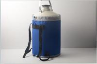 Serbatoio di azoto liquido da 20 litri Cisterna LN2 Cryew Dewar con cinturini