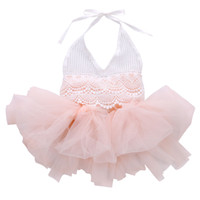 ec998269b527 2019 Summer Party Prom Clothing Princess Kids  Outfits Baby Girl ...