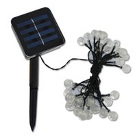 High Quality Solar Powered Led Outdoor String Lights 6M 30LE...