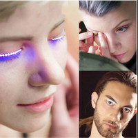 F. Lashes Interactive LED Eyelashes Fashion Glowing Eyelashes...