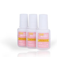 Wholesale- 3 pcs lot French False Nail Polish Glue 10g Excell...