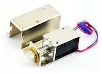 Wholesale- 12V Cabinet case electric solenoid magnetic lock  ...