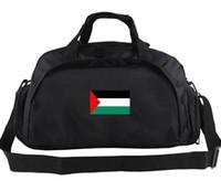 Палестина вещевой мешок подросток тотализатор милый ремень рюкзак футбол багаж Спорт плеча вещевой открытый слинг пакет
