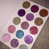 Glamierre Unicorn Glitter Eyeshadow Palette 15 Colors Makeup...