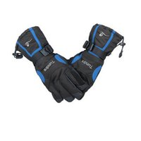 Ski Gloves Men Waterproof Breathable Moto Riding Outdoor Ski...