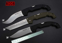 3 Types Newest Cold Steel Knives XL- SIZE VOYAGER Series Big ...