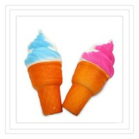 Cute Ice Cream Squishy Phone Straps Squishies Slow Rising Sq...