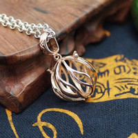 925 Sterling Silber Überzogene Weißgold Überzogene Rose Gold Runde Perle oder Perle Halb Gehäuseflansch Anhänger Kleiner als 15mm keine halskette