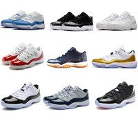 11s air classic 11 low basketball shoes UNC barons Frost Whi...