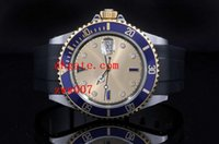 Luxury AAA Wristwatches Sapphire Blue Bezel 116613 Ceramic B...
