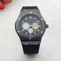 men' s fashion Leatherwear watchband quartz Watches Stai...