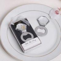 Свадьба пользу день рождения алмазное кольцо открывалка для бутылок пива выступает гость подарки коробки поддавки партии поставки с этим кольцом вино