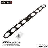 TANSKY - D1 SPEC 8 홀 유니버설 리어 범퍼 에어 디 비젼 디퓨저 패널 115 x 10 cm BMW, AUDI, 닛산, 미쓰비시, 마쓰다 TK-RWD8T 용