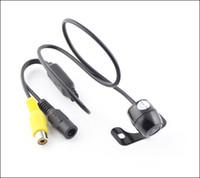 Автомобильная камера заднего вида интеллектуальная система помощи при парковке PZ605 pz606 4.3 Inch 16: 9 Цифровая панельная камера Pixal 648 * 488 Free POST