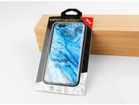 200pcs atacado Ultrafino Protective Mobile Phone Shell caso do costume Logo Retail PVC Blister Embalagem para iphone 7 7plus Package